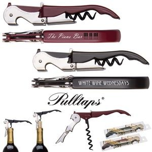 Pulltap's Double Hinged Waiters Corkscrew