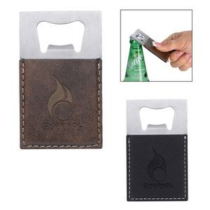 Stainless Steel Stitched Bottle Opener
