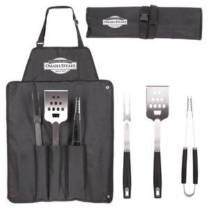 Grill Master BBQ Set (Direct Import - 10 Weeks Ocean)