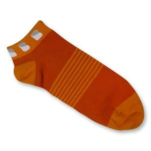 Premium Woven Socks, Ankle Size (Pair)